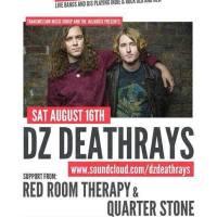 The Jailhouse w/ DZ Deathrays